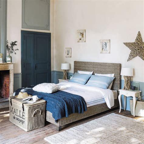 chambre à coucher maison du monde maisons du monde home meubles décoration