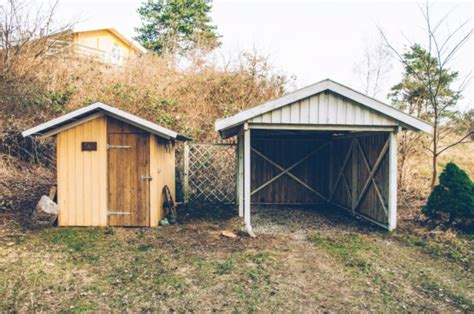garden shed lighting ideas to let there be light