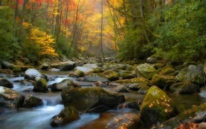 Country Scenes Desktop Computer Autumn Code Side