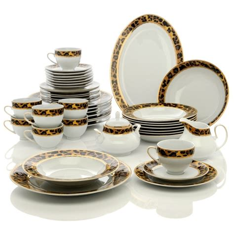 leopard print dishes pin by debbie chadwick on decor african safari pinterest