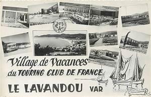 Touring Club Du Var : cpsm france 83 le lavandou village de vacances du touring club de france 83 var le ~ Medecine-chirurgie-esthetiques.com Avis de Voitures