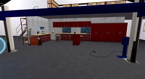 andys workshop  fs farming simulator   mod