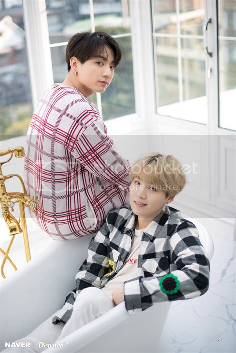 Naver X Dispatch Bts White Day Special Photoshoot — Group