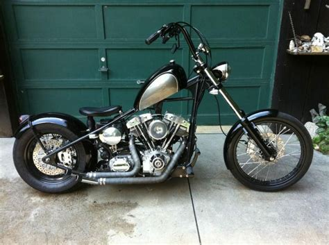 Harley Davidson 1976 Shovelhead