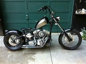 Buy 1976 Harley Davidson Fxe Custom Chopper Shovelhead On