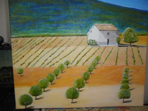 peinture acrylique sur toile debutant articles de oisilabella tagg 233 s quot peinture acrylique paysage debutant quot de oisilabella