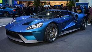 Meet the brand new Ford GT! | Top Gear