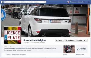 Immatriculation Voiture Belge : un belge lance une page facebook d di e aux nouvelles plaques d immatriculation personnalis es ~ Gottalentnigeria.com Avis de Voitures