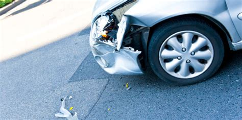 5 Common Causes Of Car Accidents