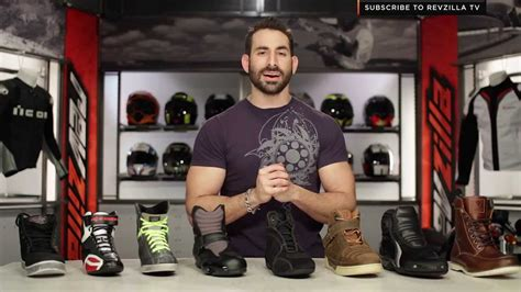 casual motorcycle riding 2014 motorcycle short boots and riding shoes buying guide