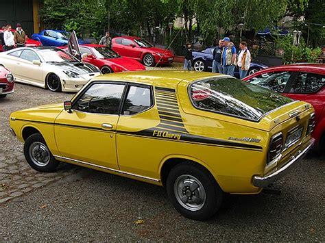 Datsun F10 by Fab Wheels Digest F W D Datsun Cherry Coupe 2nd