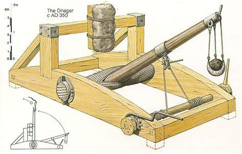 siege eram catapultas catapultas tipos de catapultas