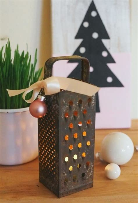 upcycle cheese grater     diy ideas