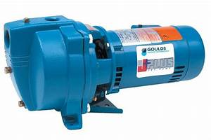 Goulds J5s Single Nose Shallow Well Jet Pump  1  2hp