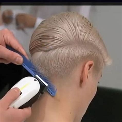 Clipper Haircuts For Women   Short Hairstyle 2013