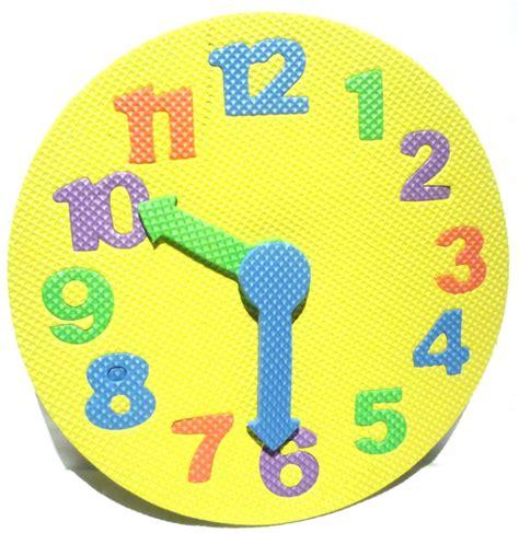 como hacer un reloj de fomix mis cositas en goma reloj para aprender la hora el reloj de
