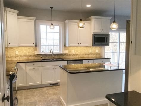 Cheap Stainless Steel Bathroom Cabinets by Classic Timeless Kitchen White Cabinets And Black