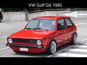 Golf Mk1 Gti : vw golf gti mk1 specs youtube ~ Medecine-chirurgie-esthetiques.com Avis de Voitures