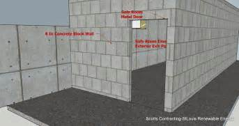 house plans with basements stlouis renewable energy tornado safe room design