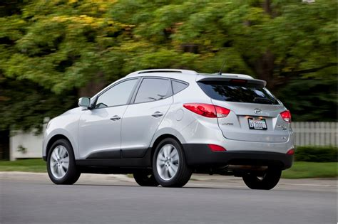Hyundai Tucson Picture by 2013 Hyundai Tucson Pictures Photos Gallery Motorauthority