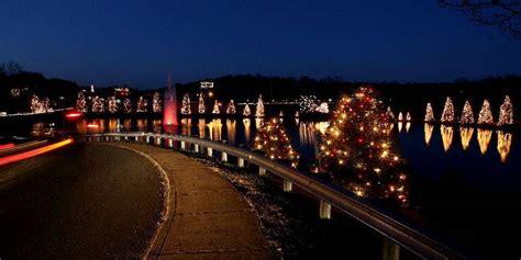 2015 lighting of christmas town usa mcadenville nc