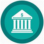 Bank Icon Finance Banking Icons Infographic Solutions