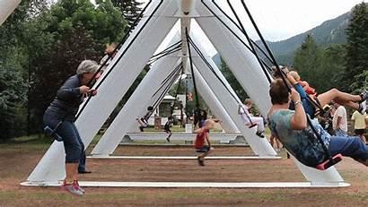 Musical Swings York Place Arriving Week Contemporist