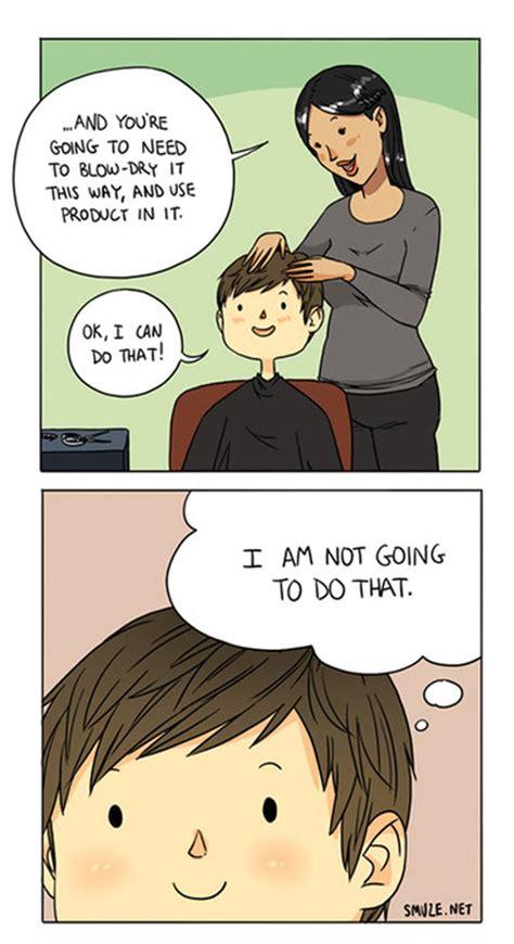 haircut puns