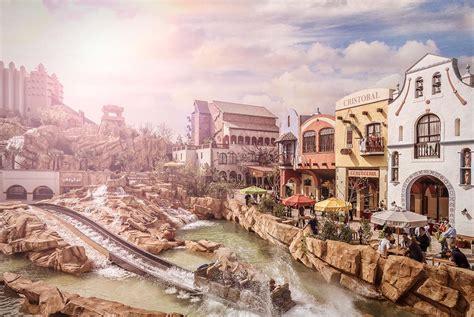 Phantasialand – 'phantastic' theme park fun for all the family