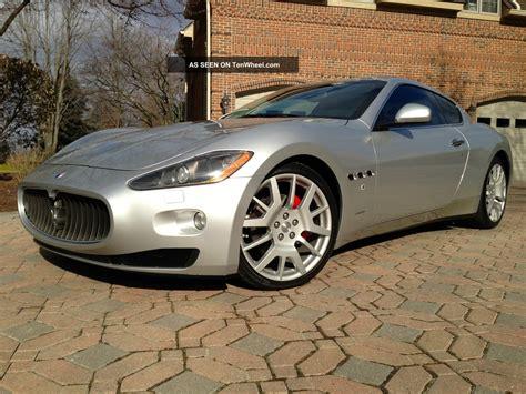 2008 Maserati Granturismo Base Coupe 2