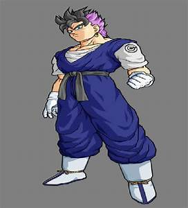 Image - Gohan and Future Trunks fusion.jpg - Dragonball ...