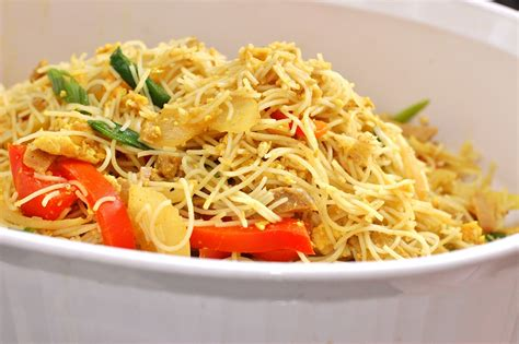 rice noodle recipe singapore fried rice noodles recipe recipe dishmaps