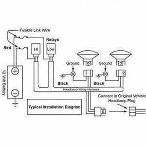 Hid With Relay Wiring Diagram