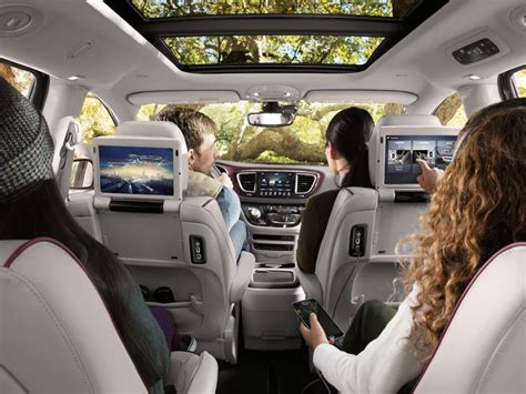 Best Family Vans The 5 Best Family Vans And Why Autobytel