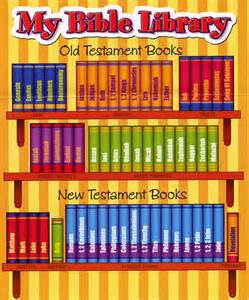Printable Bible Books List