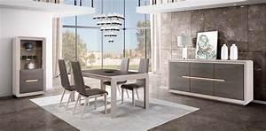 Plafonnier Salle à Manger : cacio salle a manger meuble neptune meubles gibaud ~ Teatrodelosmanantiales.com Idées de Décoration