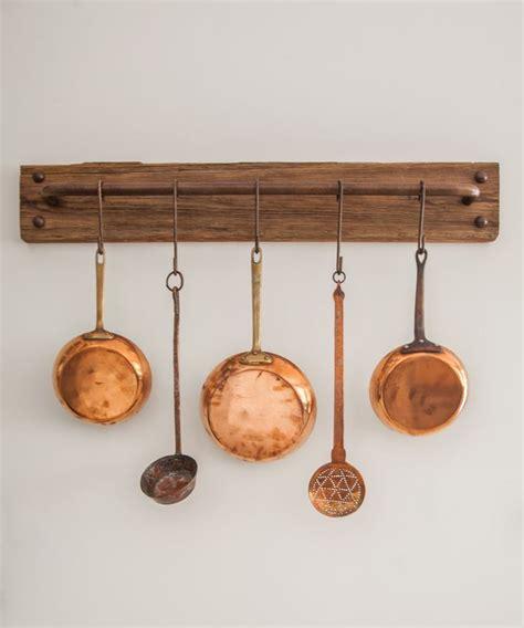 wooden pot racks best 25 rustic pot racks ideas on hanging