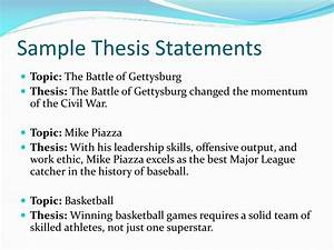 ap world history thesis statement examples