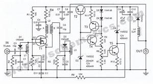 Fm Antenna Amplifier Circuit
