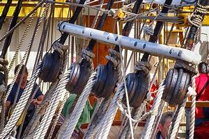 Free Images   Rope  Deck  Vehicle  Mast  Rigging  Pulley