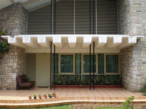 rumah bergaya arsitektur jengki langgam arsitektur asli