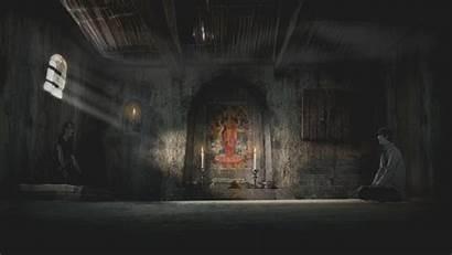 Meditation Background Desktop Gotham Wallpapers Batman Knight