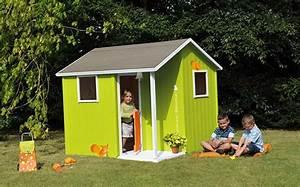 Grande Cabane Enfant : cabane enfant en bois soulet mod le lisa prix mini livraison gratuite ~ Melissatoandfro.com Idées de Décoration