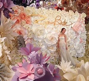 Mur De Fleur Artificielle : fleur artificielle pour la d coration murale papier mur de fleur artificielle pour fournitures ~ Teatrodelosmanantiales.com Idées de Décoration