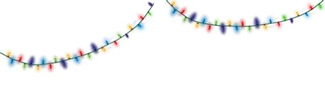 christmas lights transparent lights png transparent images png all