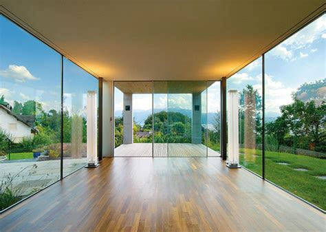 Rahmenlose Fenster Stufenglas Ermoeglicht Designhighlights by Rahmenlose Fenster Rahmenlose Fenster Zum Schieben Sch