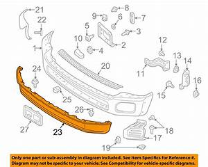 Brand New Oem Front Bumper Valance 2011