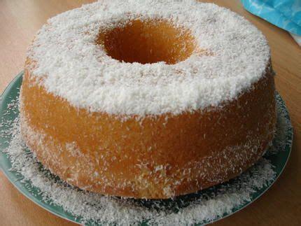 bolo humido de coco gateau coco moelleux recipe