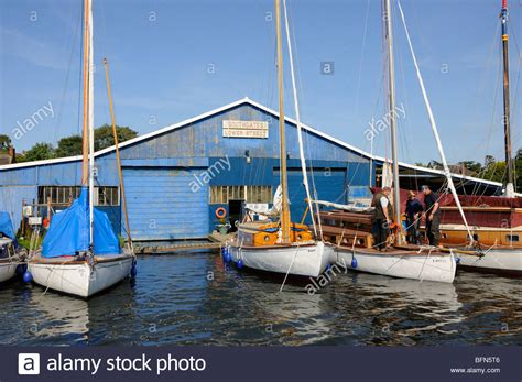Sailing Boat Hire Southton by Southgates Boatyard On Lower Street Horning Norfolk