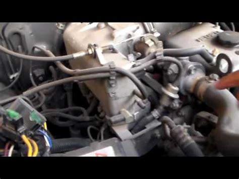 chevrolet luv motor isuzu  youtube